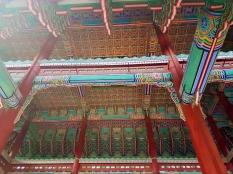 ruangan di dalam istana gyeongbokgung