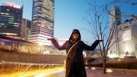LED Rose Garden, Dongdaemun Design Plaza