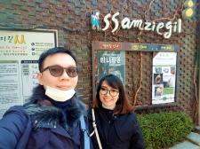 Yuditika goes to Sszamziegil