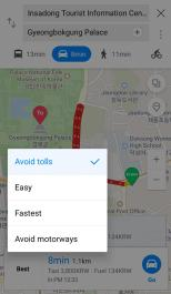 pilihan roads