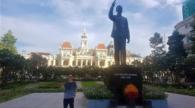 Perjalanan singkat ke Ho Chi Minh City, Vietnam