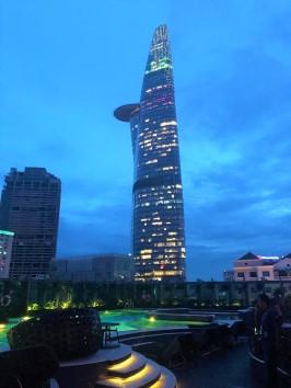 Saigon Skydeck - Stark Tower - Vietnam