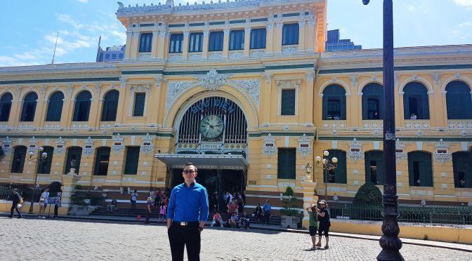 Perjalanan singkat ke Ho Chi Minh City, Vietnam Part-2